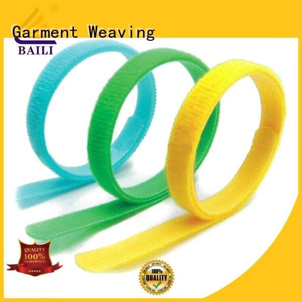 BAILI multi-functional loop fastener series for medical equipment