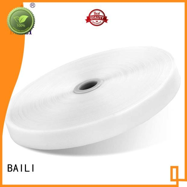 BAILI reliable 3m hook tape supplier for luggage