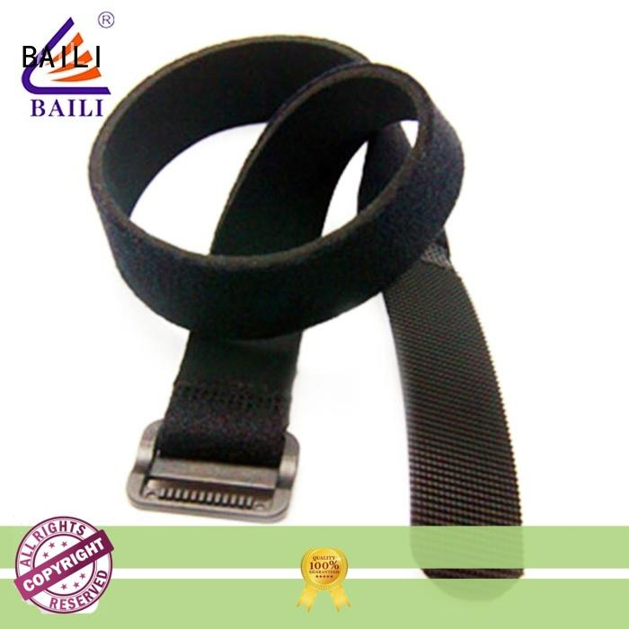 BAILI quality loop fastener wholesale for luggage