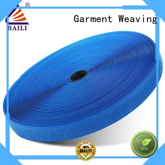 BAILI nylon hook tape wholesale for bags