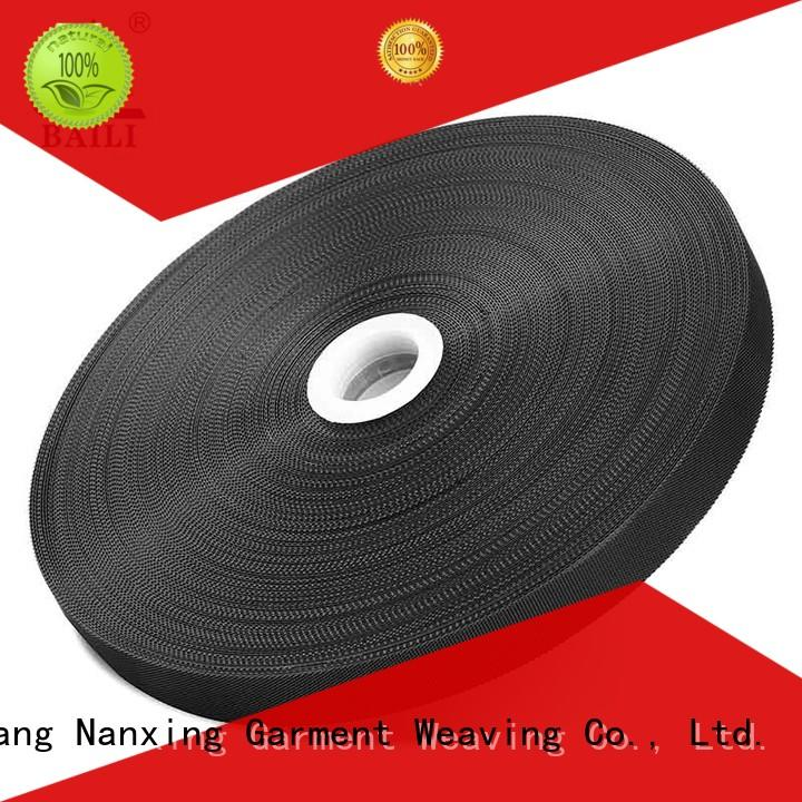 reliable fastener tape nylon supplier for luggage