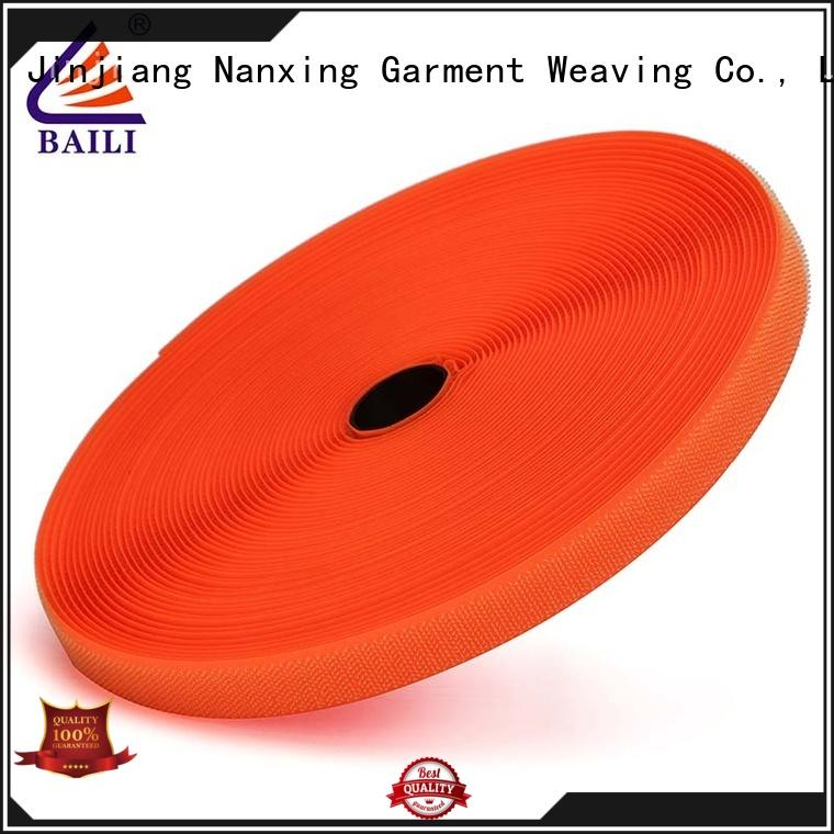 quality heavy duty hook and loop tape wholesale for curtain BAILI