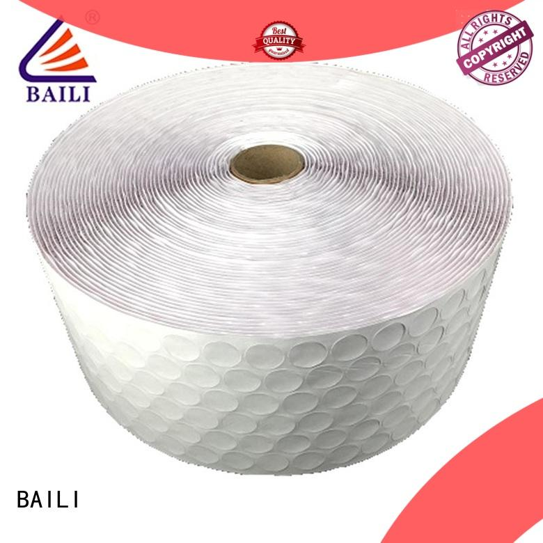 real self adhesive hook and loop tape nylon customized for wood