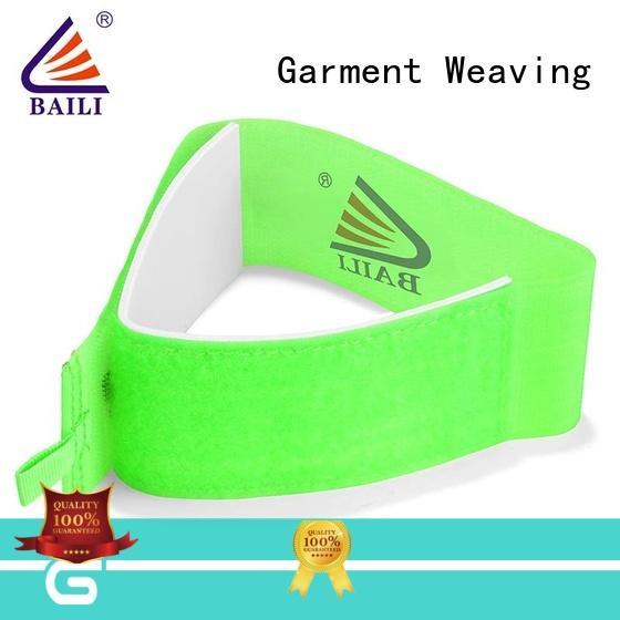 BAILI EVA hook and loop ski strap manufacturer for carrying skis