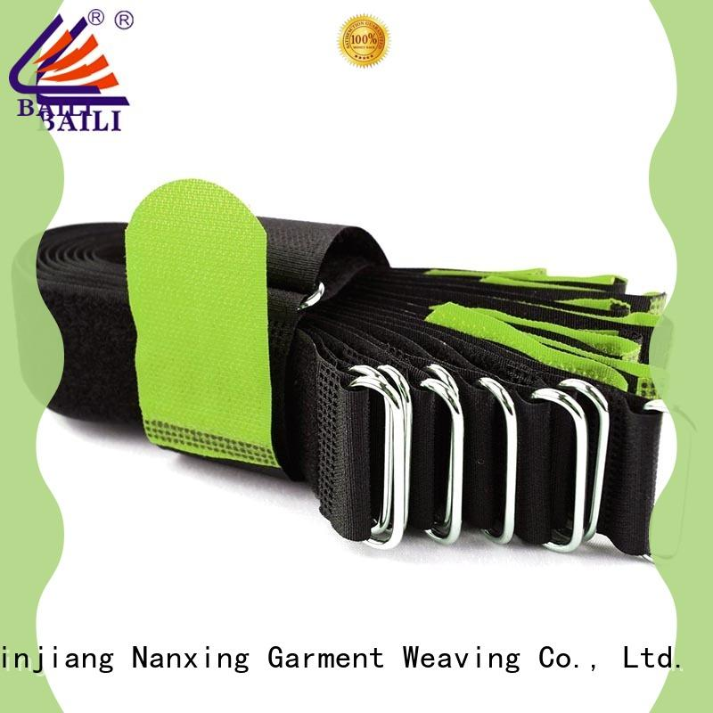 quality loop fastener wrap tie supplier for luggage