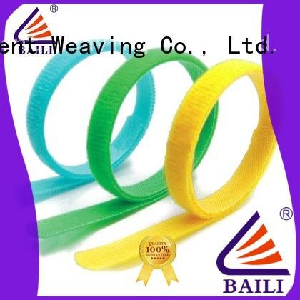 oem reusable tie straps elastic series for medical equipment