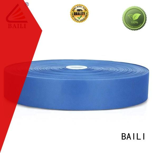 polymer injection hook tape manufacturer for bags BAILI
