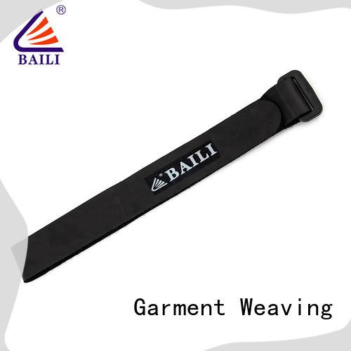 BAILI strong peeling strength hook fastener manufacturer for bundle