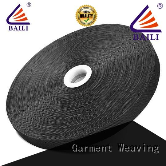 BAILI 300mm wide injection hook tape wholesale for baby garments
