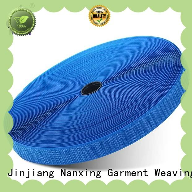 BAILI durable hook and loop strips manufacturer for shoes