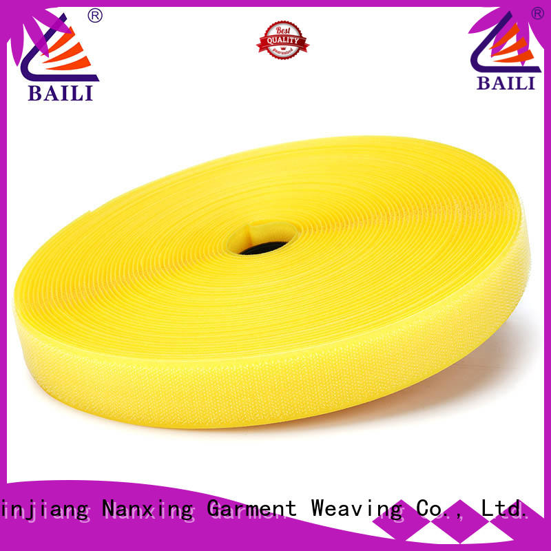BAILI multicolor hook loop manufacturer for curtain