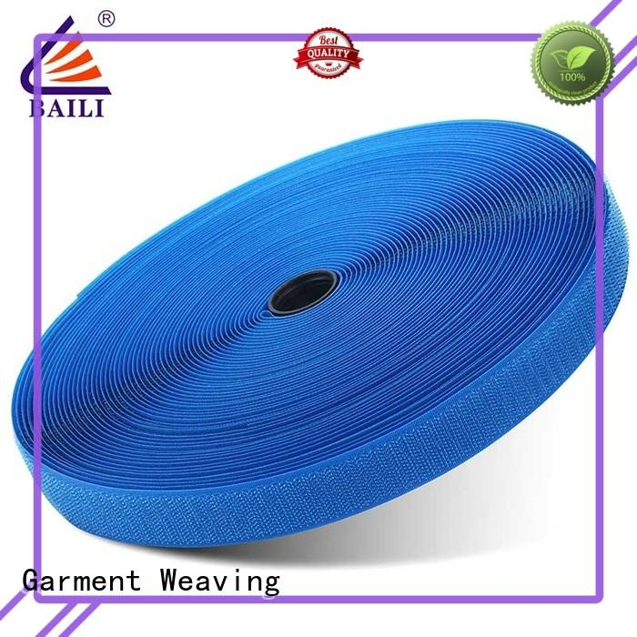 durable hook loop nylon factory direct supply for bags