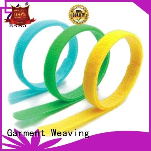 BAILI multi-functional 3m hook and loop fasteners wrap tie for cable ties