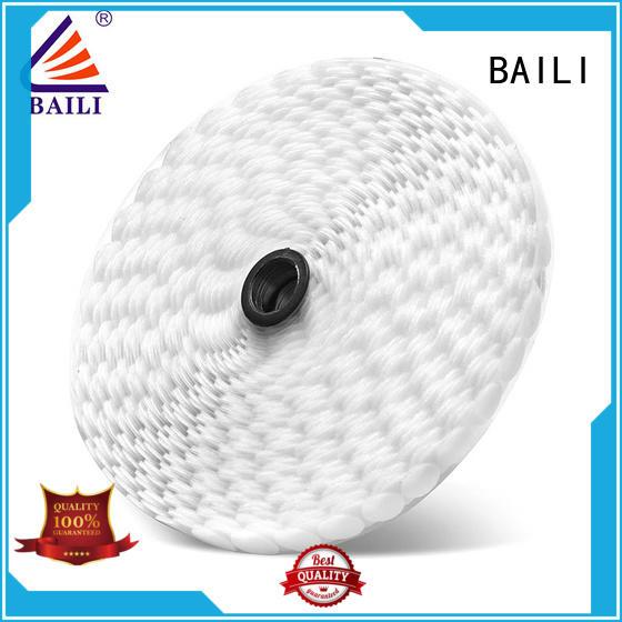 BAILI real self-adhesive hook and loop manufacturer for metal